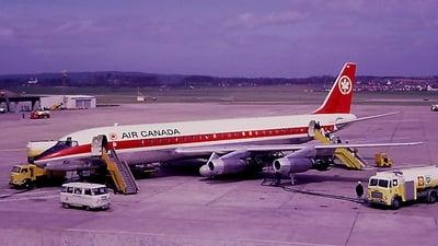 CF-TJE - Douglas DC-8-43 - Air Canada