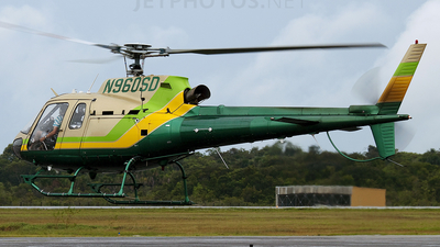 N960SD - Eurocopter AS 350B2 SuperStar - Private