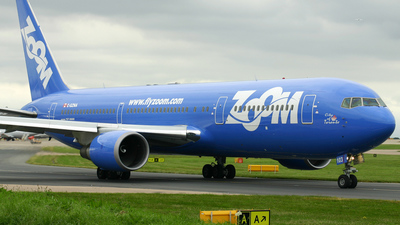 C-GZNA - Boeing 767-306(ER) - Zoom Airlines
