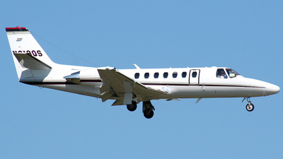 N319QS - Cessna 560 Citation V - NetJets Aviation