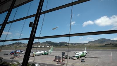 GCXO - Airport - Ramp
