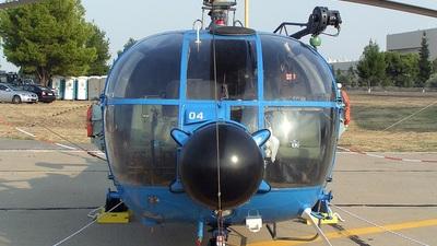 PN-04 - Aérospatiale SA 319B Alouette III - Greece - Navy