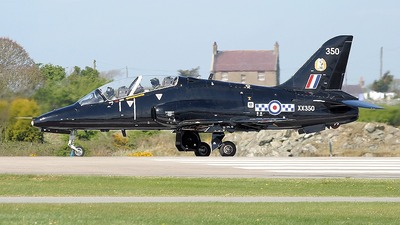 XX350 - British Aerospace Hawk T.1A - United Kingdom - Royal Air Force (RAF)