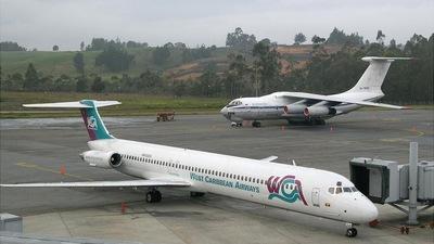 HK-4305-X - McDonnell Douglas MD-82 - West Caribbean Airways