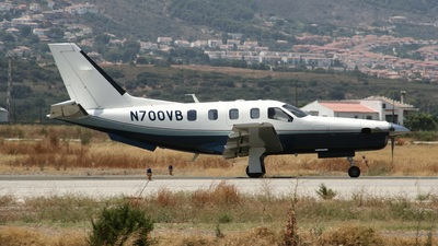 N700VB - Socata TBM-700 - Private