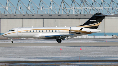 N555EF - Bombardier BD-700-1A11 Global 5000 - Private