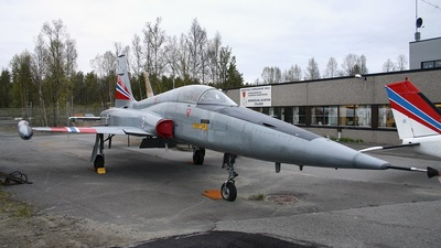 132 - Northrop F-5A Freedom Fighter - Norway - Air Force