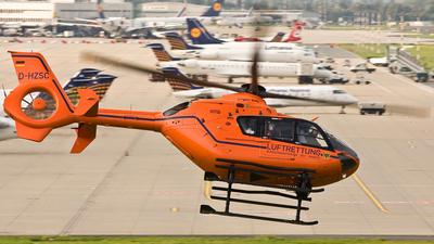 D-HZSC - Eurocopter EC 135T2+ - Germany - Luftrettung