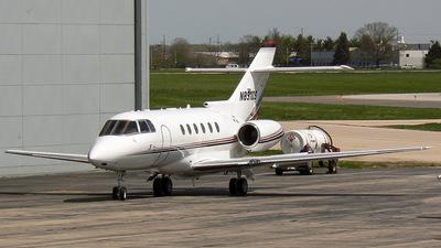N891QS - Raytheon Hawker 800XP - NetJets Aviation