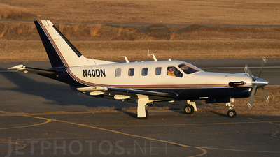 N40DN - Socata TBM-700 - Private