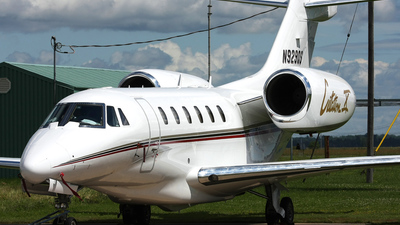 A picture of N929QS - Cessna 750 Citation X - NetJets - © yuda