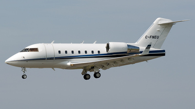 C-FNEU - Bombardier CL-600-2B16 Challenger 601-3A - Untitled