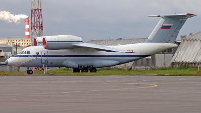 RF-72017 - Antonov An-72 - Russia - Federal Security Service