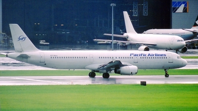 S7-RGJ - Airbus A321-131 - Pacific Airlines