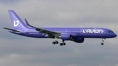F-HAVN - Boeing 757-230 - L'Avion (Elysair)