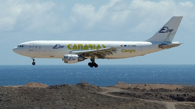 EC-HND - Airbus A300B4-203(F) - Canarias Cargo (Euro First Air)
