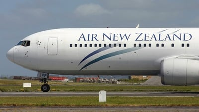 ZK-NCF - Boeing 767-319(ER) - Air New Zealand