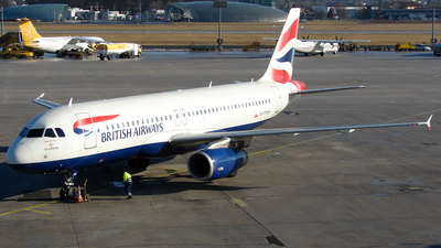G-TTOH - Airbus A320-232 - British Airways (GB Airways)