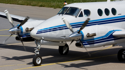 A picture of DIFMI - Beech C90A King Air - [LJ1101] - © Marc Ulm