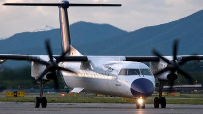 HA-LQA - Bombardier Dash 8-Q402 - Malév Hungarian Airlines