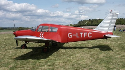A picture of GLTFC - Piper PA28140 - [2826259] - © Paul Chandler