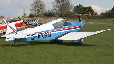 G-AXSM - Jodel DR1051 Ambassadeur - Private
