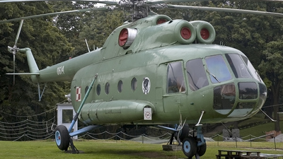 0614 - Mil Mi-8T Hip - Poland - Army