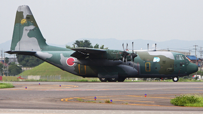 75-1075 - Lockheed C-130H Hercules - Japan - Air Self Defence Force (JASDF)