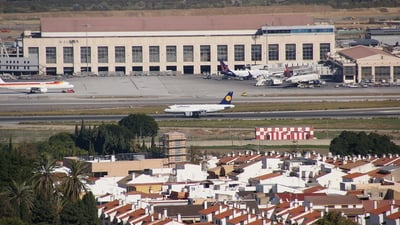 LEMG - Airport - Airport Overview