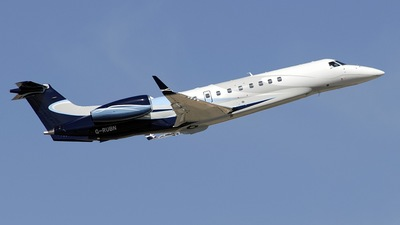 G-RUBN - Embraer ERJ-135BJ Legacy - London Executive Aviation