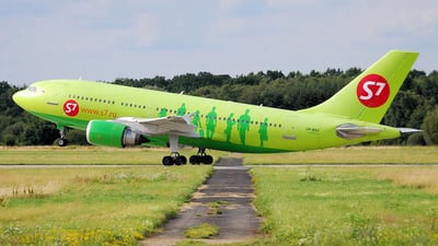 VP-BSY - Airbus A310-204 - S7 Airlines