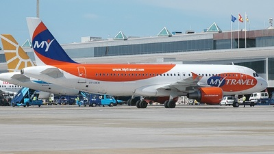 OY-VKN - Airbus A320-214 - MyTravel Airways AS