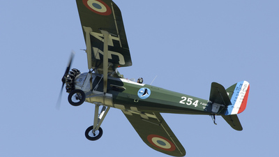 F-AZAH - Morane-Saulnier MS-315 - Private