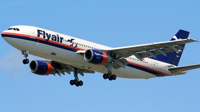 TC-FLK - Airbus A300B4-2C - Fly Air