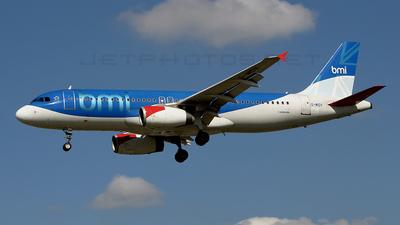 G-MIDV - Airbus A320-232 - bmi British Midland International