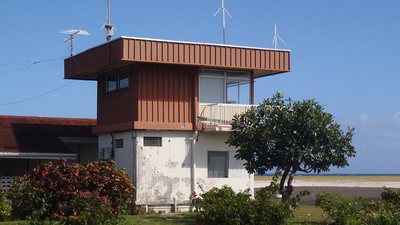 NTTH - Airport - Control Tower