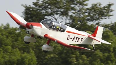 A picture of GAYKT - Jodel D117 - [507] - © Bob Wood