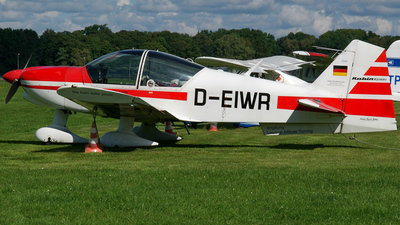 A picture of DEIWR - Robin R.2160D - [177] - © Marius Hoepner