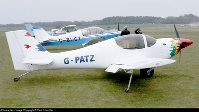 G-PATZ - Europa XS - Private