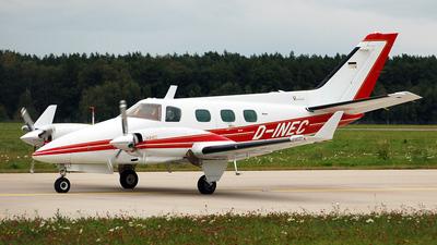 D-INEC - Beechcraft B60 Duke - Private