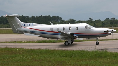 CX-FCS - Pilatus PC-12/47 - Private