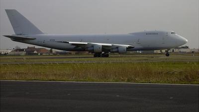 N714CK - Boeing 747-209B(SF) - Kalitta Air