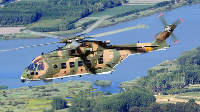 19612 - Agusta-Westland EH-101 Merlin Mk.516 - Portugal - Air Force