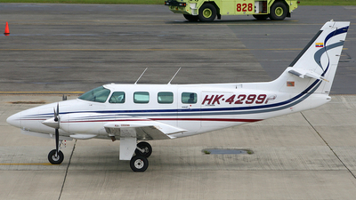 HK-4299P - Cessna T303 Crusader - Private