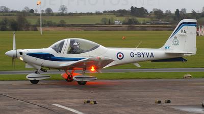 A picture of GBYVA - Grob G115E - [82111/E] - © Trevor Reoch