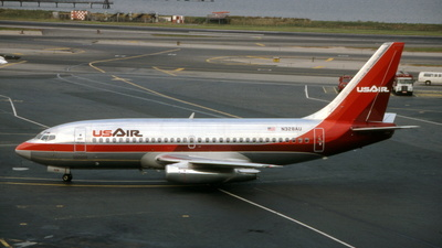 A picture of N328AU -  - [] - © Jon Proctor