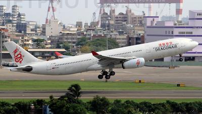 B-HWH - Airbus A330-343 - Dragonair