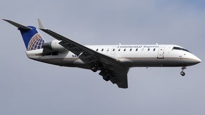 N469SM - Bombardier CRJ-200ER - Continental Express (Chautauqua Airlines)