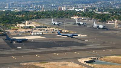 PHNL - Airport - Ramp
