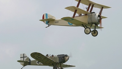 G-BWRA - Sopwith Triplane - Private